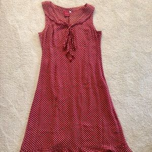 Johnny Was Silk Dress, size small
